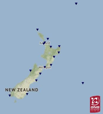 Sea Level Gauges around New Zealand